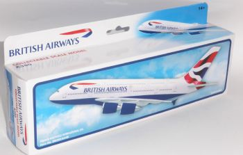 Airbus A380 BA British Airways Premier Models Collectors Model Scale 1:250 E